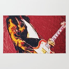 Jimmy Page Rug