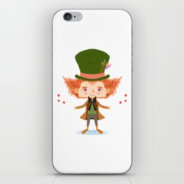 Mad Hatter iPhone Skin