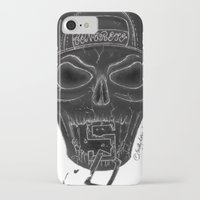 san diego iPhone & iPod Cases featuring San Diego  by MissLyoness