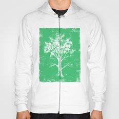 Green Tree Hoody