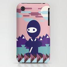 teenja ninja  iPhone (3g, 3gs) Slim Case
