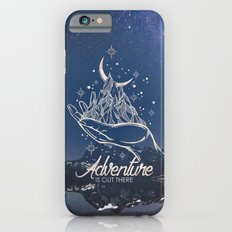 Adventure is Out There Slim Case iPhone 6