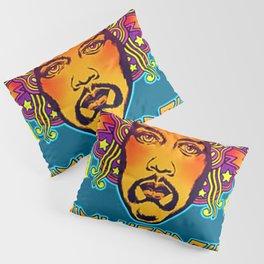 1968 Jimi Hendrix Experience Fillmore East San Francisco Concert Poster Pillow Sham