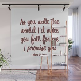 The Promise Wall Mural