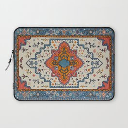 N125 - HQ Bohemian Traditional Moroccan Style Decor Artwork. Laptop Sleeve