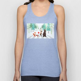 Abbey Road Unisex Tank Top