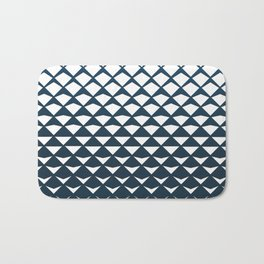 Diamond Fold Bath Mat