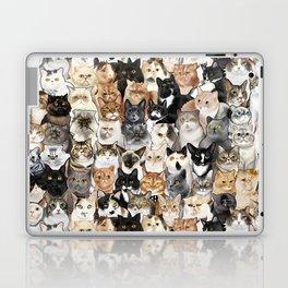 Catmina 2017 - THREE Laptop & iPad Skin