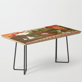 MORNING PSYCHEDELIA Coffee Table