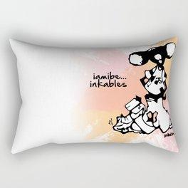 amthatshorty Rectangular Pillow
