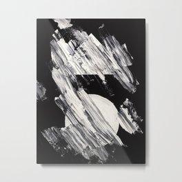 Auf Asche II Metal Print