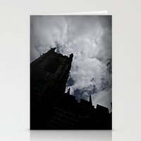 gothic Stationery Cards featuring Gothic by Autumn Artwork