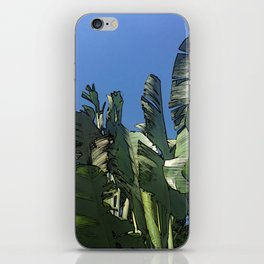 Dominican Palms iPhone Skin