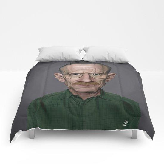 Celebrity Sunday ~ Bryan Cranston Comforters