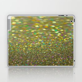 Partytime Gold Laptop & iPad Skin