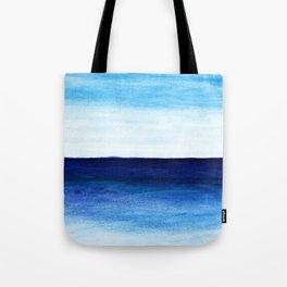 Blue & blue Tote Bag