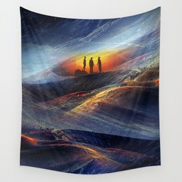 Uranus Children Wall Tapestry