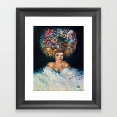 Superfluid Framed Art Print