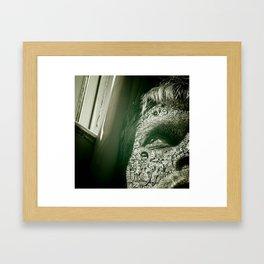 Hives Framed Art Print