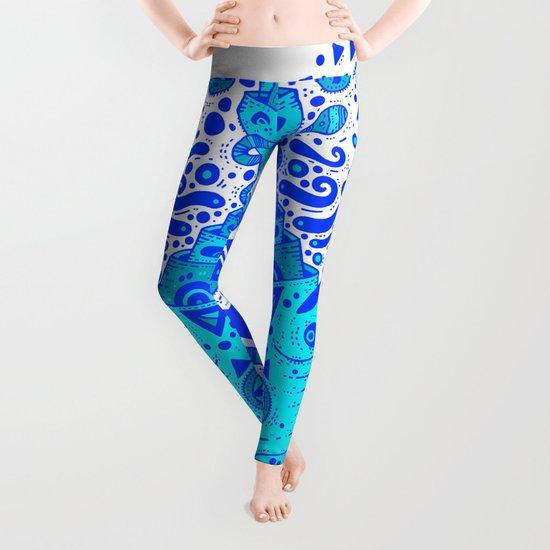 igen igen blue Leggings