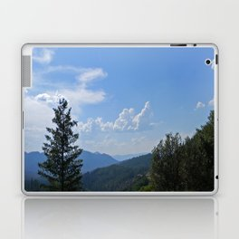 Gorgeous view of the Hayfork valley.... Laptop & iPad Skin