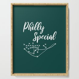 Philly Special Serving Tray