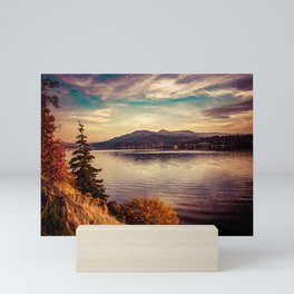 Serenity Lake Mini Art Print