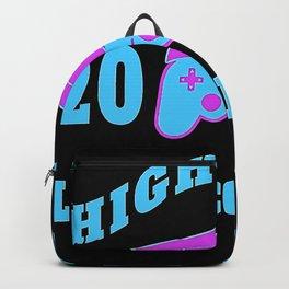 High school 2020 Abi graduation highschoolsenior Backpack