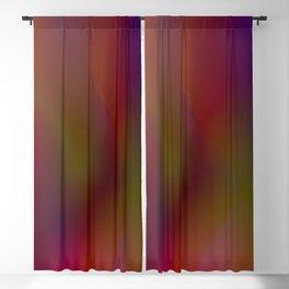Ombré Colorful Multicolor Gradient / GFTgradient066 Blackout Curtain