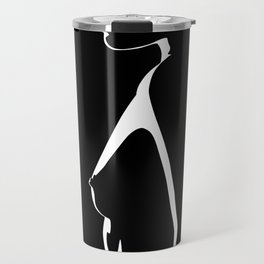 Naked Profile Shadow Travel Mug