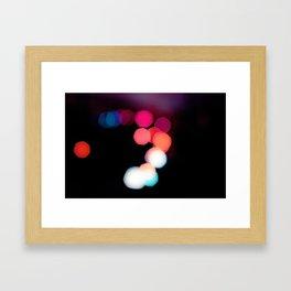 Fascinating bundles Framed Art Print