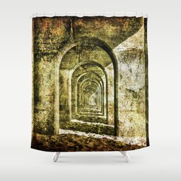 Ancient Arches Shower Curtain