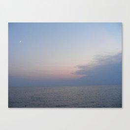Tuscany coastline, Italy Canvas Print