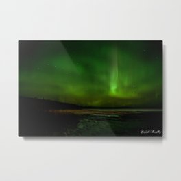 Northern Exposure Metal Print