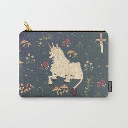 Unicorn Garden Carry-All Pouch