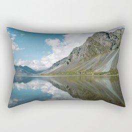 Quite the Mound Rectangular Pillow