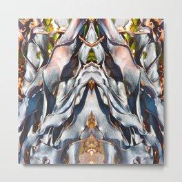 Alga Texture Metal Print