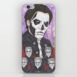 Ghost Papa Emeritus III iPhone Skin