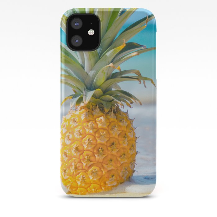 Aloha Pineapple iphone 11 case