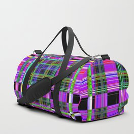 Unicorn Series Pattern All In One! Duffle Bag