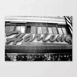 Harlem Canvas Print