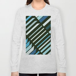 Abstract Composition 504 Long Sleeve T-shirt