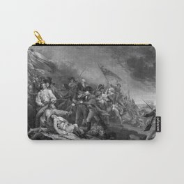 The Battle of Bunker Hill Carry-All Pouch
