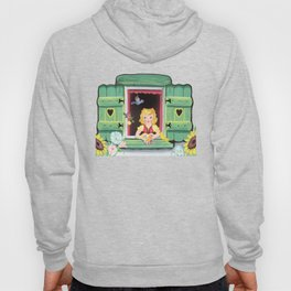 Even The Birds Bring Her Pretty Flowers Hoody