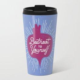 Beetroot to Yourself Travel Mug