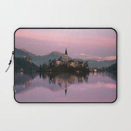 Bled, Slovenia Laptop Sleeve