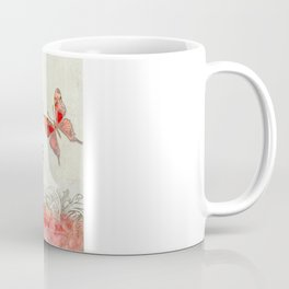 All our Dreams Can Come True Modern Art Butterfly  Coffee Mug