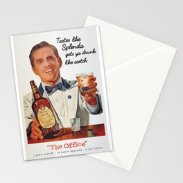 Michael Scotch Stationery Cards