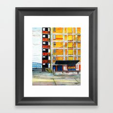 Chambers 02 Framed Art Print