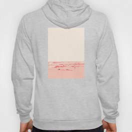Sunset Tiny Surfers in Lima Illustrated Hoody